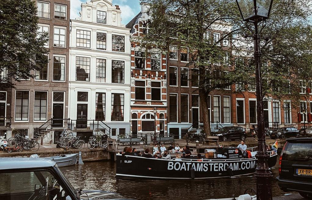 Toerisme Nederland financiën